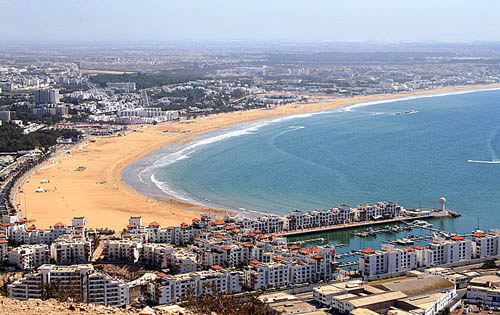 Rental car Agadir