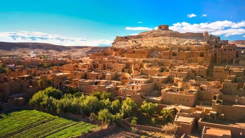 Rental car Ouarzazate